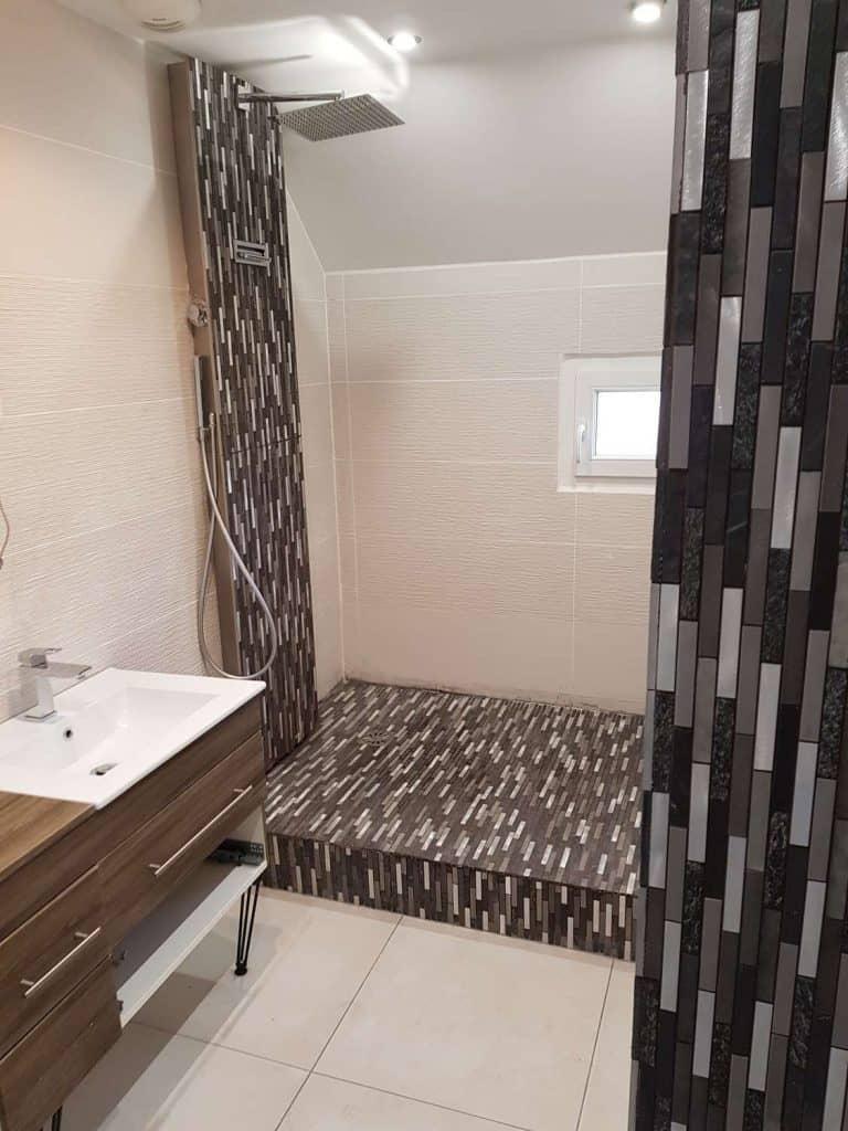 rénovation salle de bain Paris