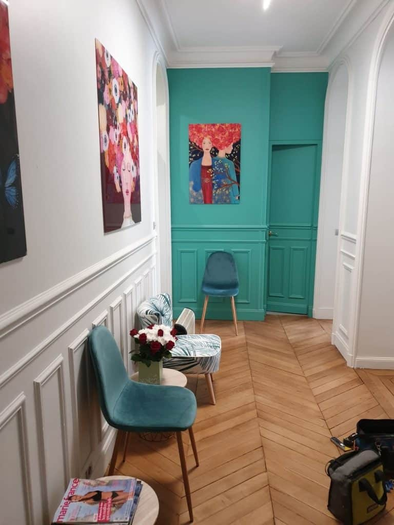 Rénovation appartement Paris 16